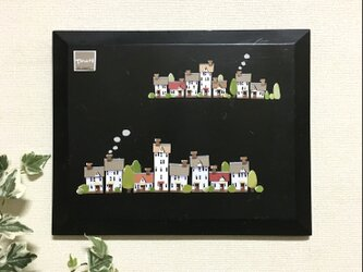 TOWN(paper cutting)の画像