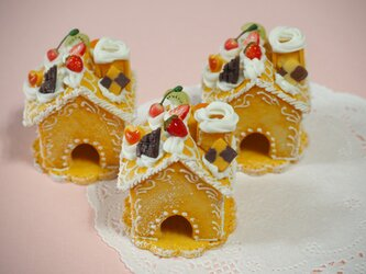 お菓子の家の画像