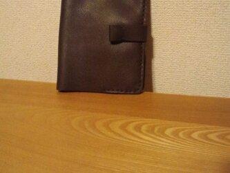 手帳ケースの画像