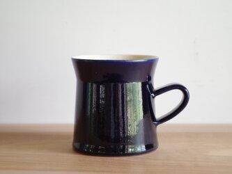 マグカップ・A・紺の画像