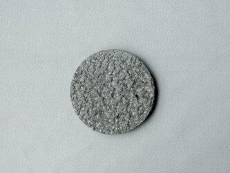 石工の皿 円の画像