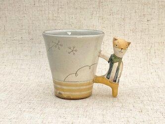 動物マグカップ・ねこ 10-11の画像