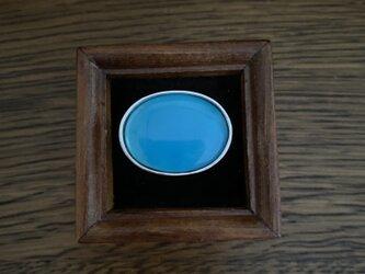 turquoise(sleeping beauty)のRingⅡの画像