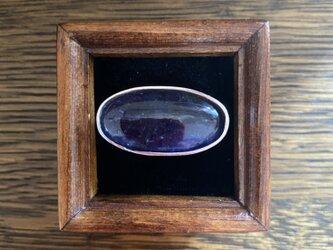 アイオライト(silver seen)のRing Ⅱの画像