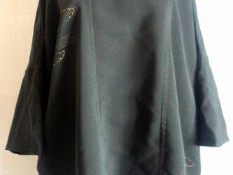 着物リメイク チュニックブラウス 3082の画像