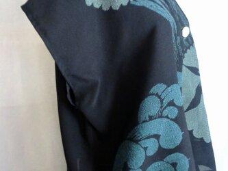 着物リメイク チュニックベスト    3092の画像