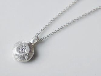 再販★Gem stone necklace(sv*ジルコニア)の画像