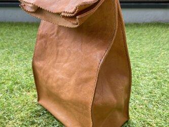 紙袋風バッグ(sサイズ)の画像