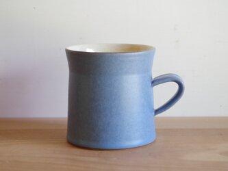 マグカップ・A・マット・水の画像