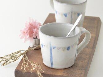 フラッグマグカップの画像