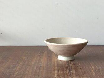 平茶碗 赤桃ストライプの画像