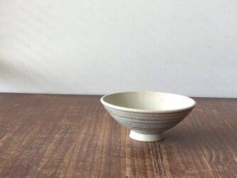 平茶碗 青黄ストライプの画像