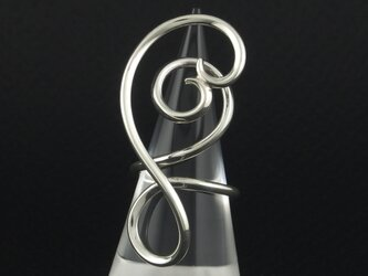 自由な曲線の指輪 71Rの画像