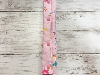 水筒肩紐カバー 【バレリーナ★ピンク】の画像