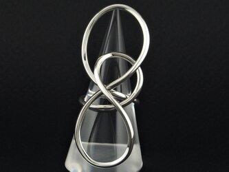 自由な曲線の指輪 186Rの画像