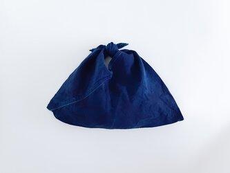 あづま袋 S  #藍染めの画像