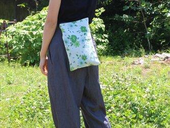 リメイク*レトロな花柄のミニショルダーの画像