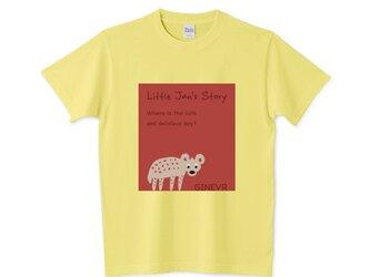 ハイエナのジニー 半袖Tシャツ/カットソー フリーサイズ アパレル/アニマルモチーフの画像