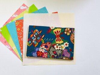 千鳥カガリの和物ケース【群青花】の画像
