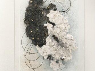 「Pankakoski Storm」立体アートの画像