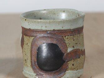 【塗り分け 湯のみ】YU29 和食器 陶芸 結婚祝い お祝い 父の日 母の日 手作り お茶 湯のみ茶碗 モダン 素敵の画像