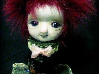 赤毛の子ボトルの画像