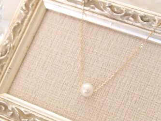 K10 Akoya Pearl Necklaceの画像