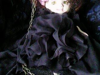口裂け人形全身ペンダントの画像