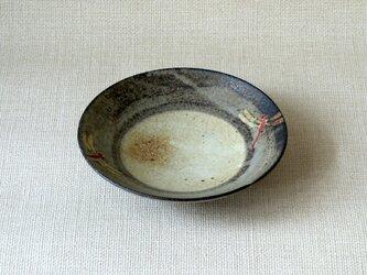 鉢(赤絵とんぼ)の画像