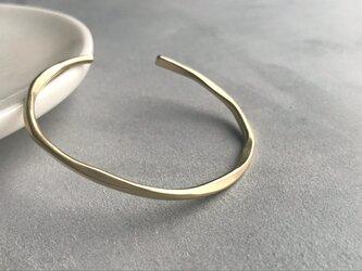 twig~真鍮バングルの画像