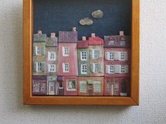 パリの街角・雲ー1の画像