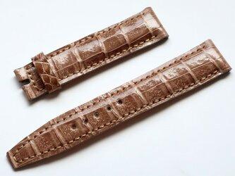 腕時計ベルト 18-16mm カイマン #88の画像
