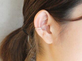 tsutau ear cuff/イヤーカフの画像