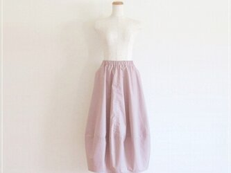 さくら色* ふんわりコクーンスカートの画像