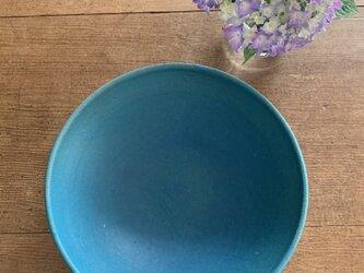 鉢 錆青の画像