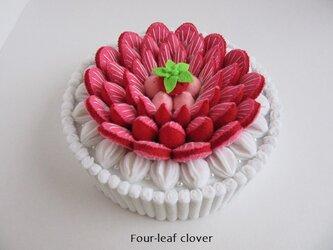 《直径15㎝》ブランチケーキ(ホワイトB)の画像