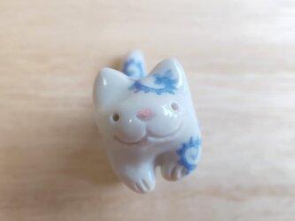 ちび猫=^人^=タコ唐草の画像