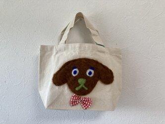 犬のバッグの画像