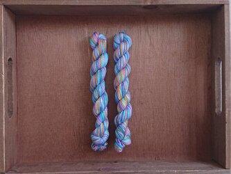 インダスからの贈り物【オリジナル段染め糸  細】(577) 1本の画像