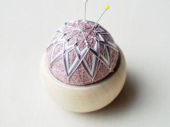 《受注制作》手毬のピンクッションの画像