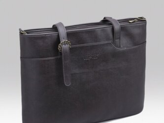 ハンドバッグ トートバッグ レディース バッグ レディスバッグ 通勤バッグ レザーバッグ 防水 13インチパソコン収納の画像