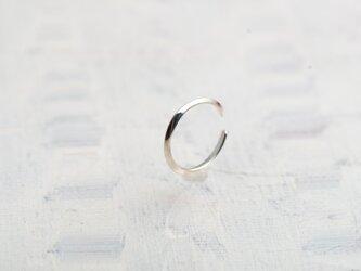 細い細いイヤーカフ FineFine シルバーの画像