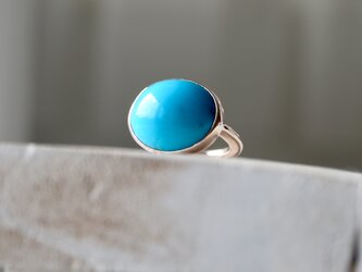 K10[アリゾナ ターコイズ]ringの画像