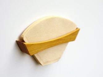 コーヒーフィルターホルダー 『クリ×エンジュ』S  G-12の画像