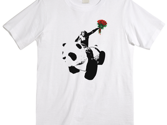 [Tシャツ] flower monkeyの画像