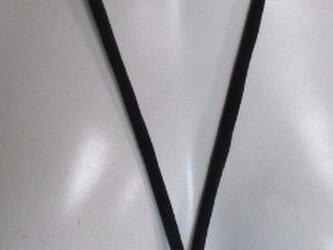5737 卯(うさぎ)の干支の彫り物で作ったネックレス#送料無料の画像