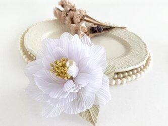 "Corsage : コサージュ "" Flower, Pale-purple. "" | 薄紫 | の画像"