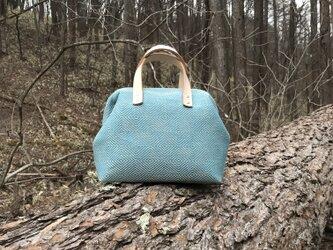 *{K様専用}Boston bag S size [Växbo Lin]  Swedenの画像