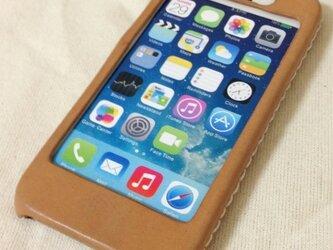 レザー iPhone5ケースの画像