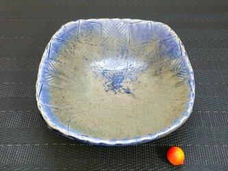 角丸四方皿の画像